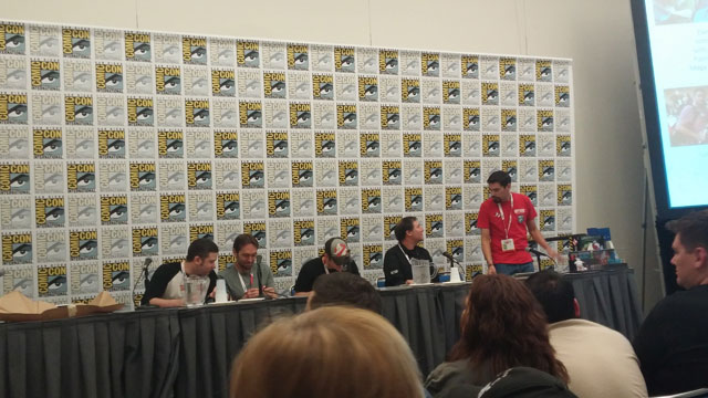 Ghostbusters panel