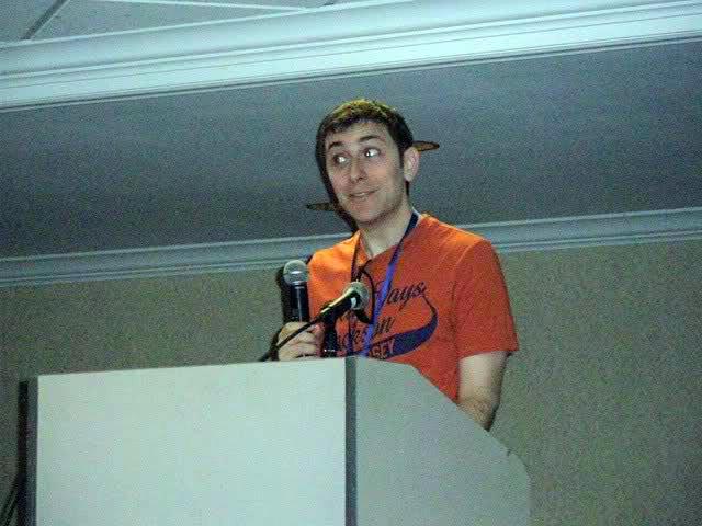 2010 Long Beach Comic Con Mark Sable