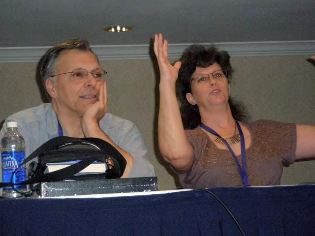 Howard Chaykin and Barbara Randall Kesel
